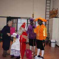 Sinterklaas bij Oriant Zorg